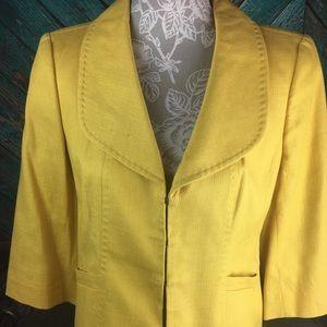 Linen Blend Classiques Entier Atelier Jacket